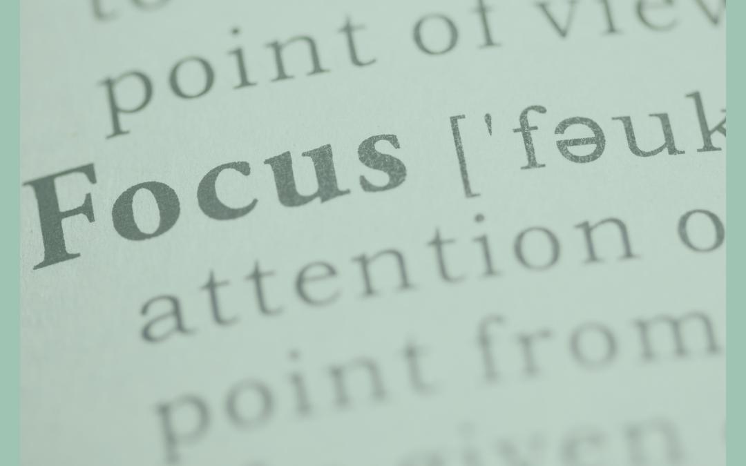 Je bedrijf laten groeien? Focus je op één ding.