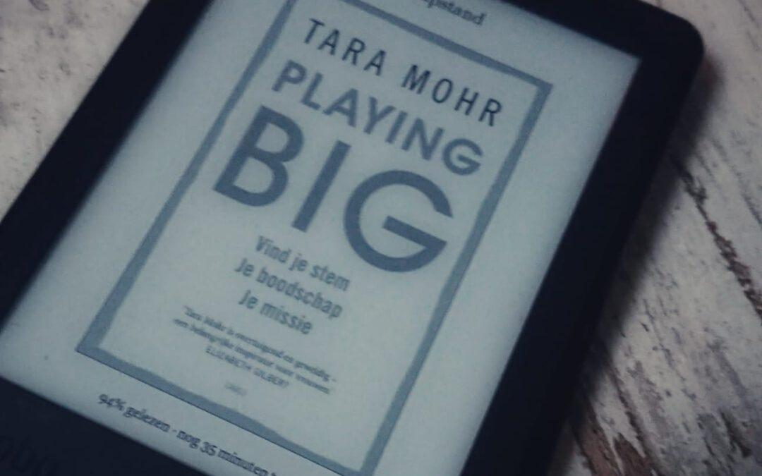 Playing Big - Tara Mohr