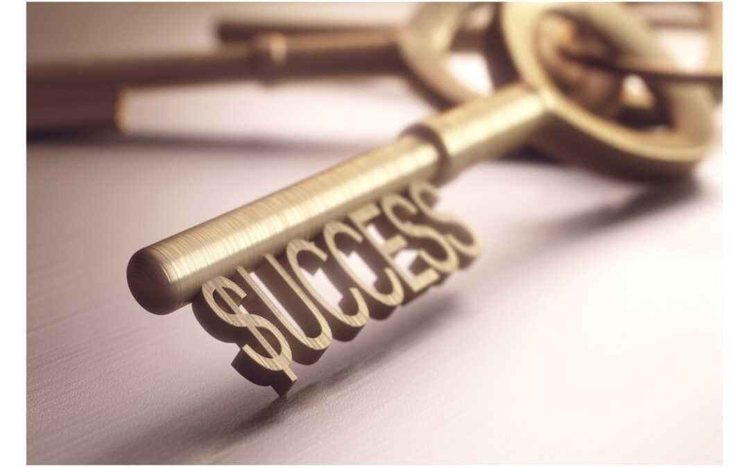 Hoe word je succesvol?