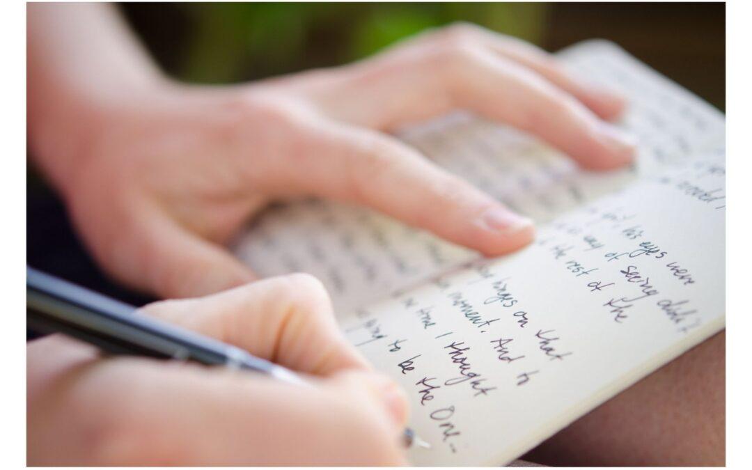 5 redenen om met de hand te schrijven