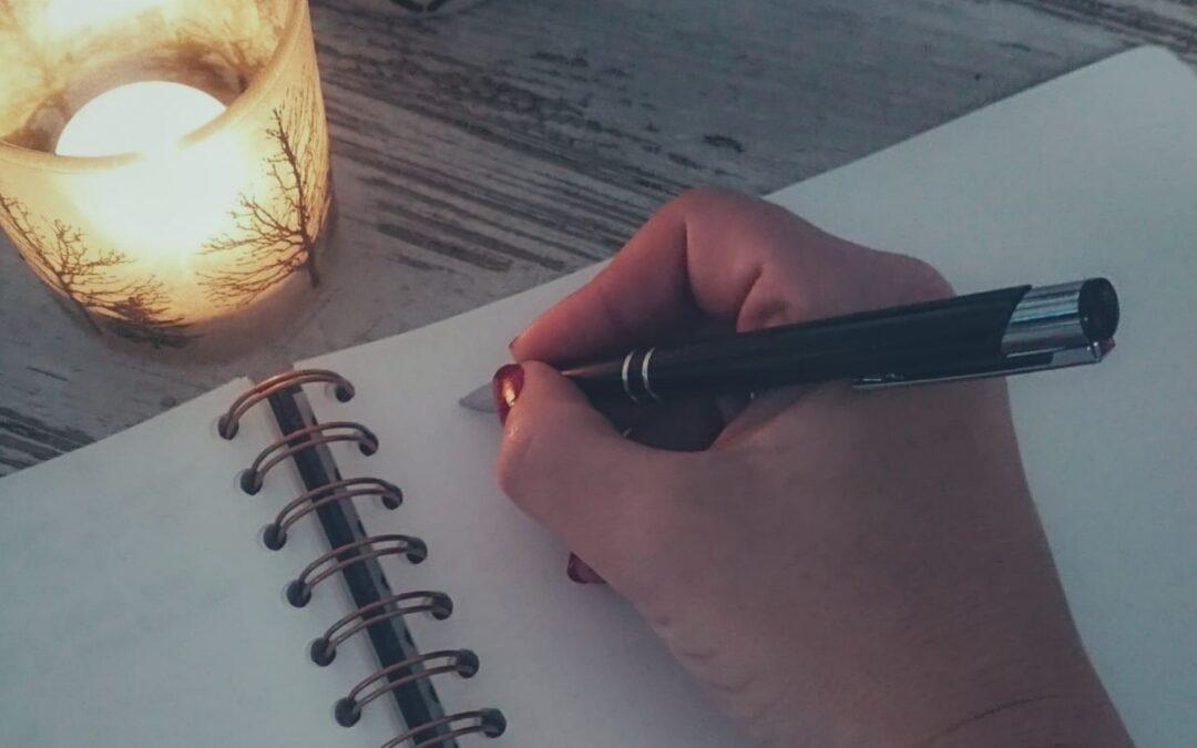 Het schrijfexperiment