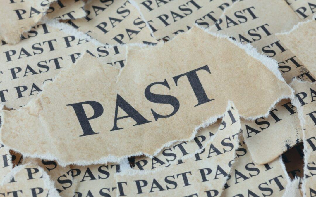 Laat het verleden rusten