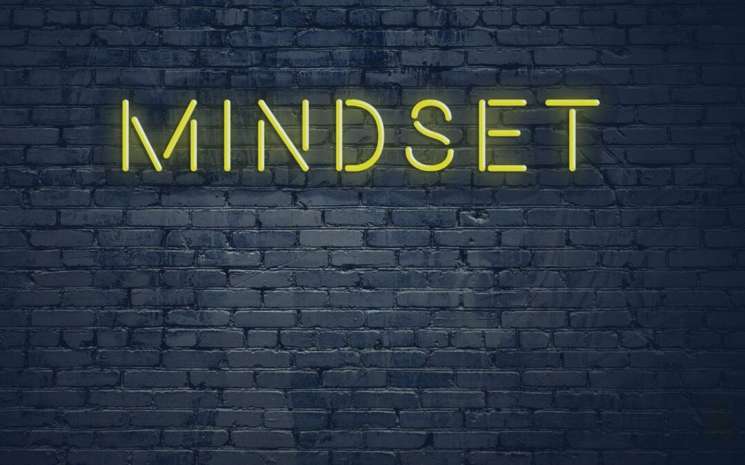 Master your mindset, master your life